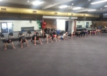 K1Sport Group Training Class in action