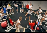 K1Sport Weight Loss Training Class in action