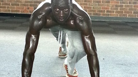 Explosive power Training for Sprinting