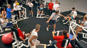 Action Packed Circuit Group Training