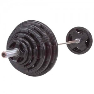 Olympic Barbell & Weight Plates